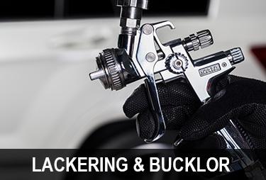 Lackering & Bucklor